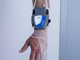 Vue polygraphe au poignet